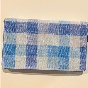 Dooney & Bourke Bags - Dooney & Bourke Blue Quadretto Check Milly